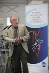 Clarke Atkins, Chairman 2nd Human and Veterinary Crosstalk Symposium on Aldosterone, Bordeaux 2011