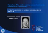 ppt Mark Oyama presentation