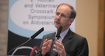 Allan Struthers, Speaker 2nd Human and Veterinary Crosstalk Symposium on Aldosterone, Bordeaux 2011