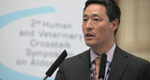 mark oyama, Speaker 2nd Human and Veterinary Crosstalk Symposium on Aldosterone, Bordeaux 2011.